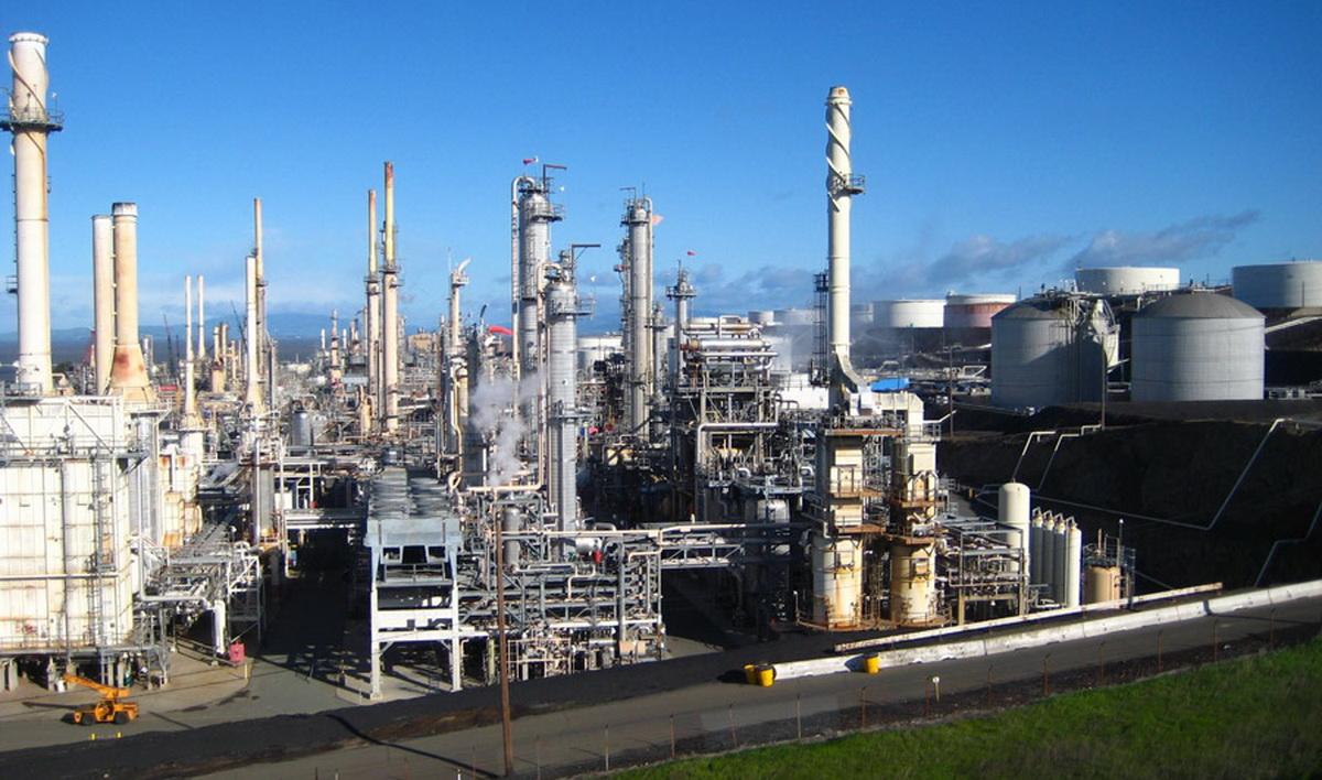 Refinery Virgin Islands