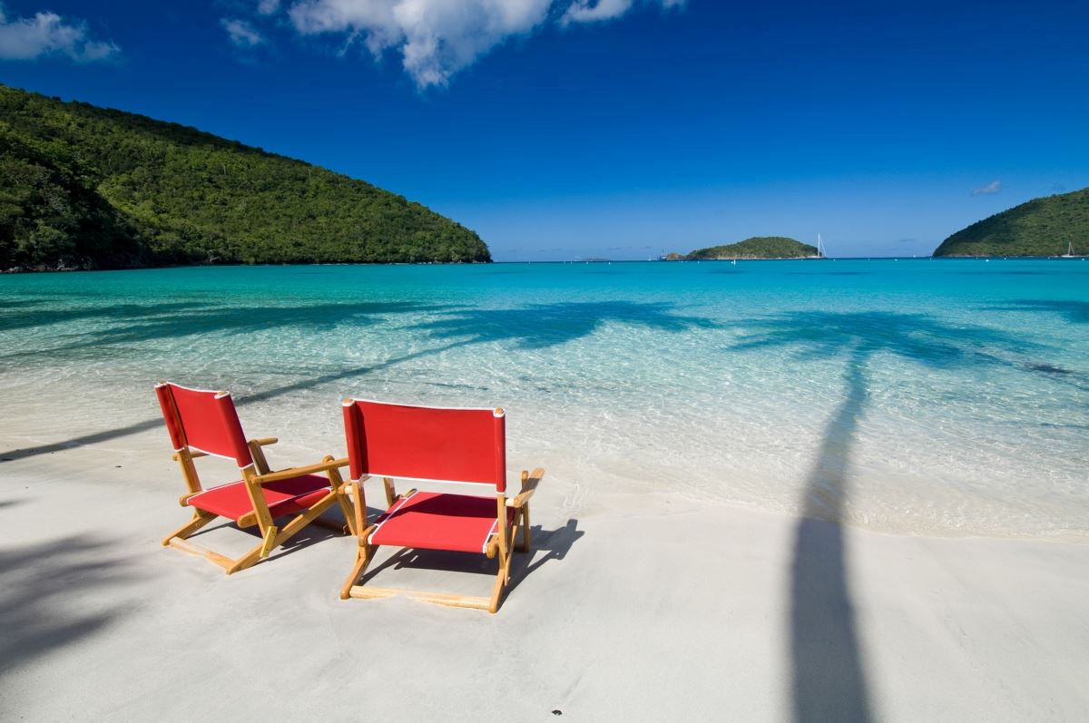Maho Bay Beach In St. John Named No. 11 Beach In The World ...