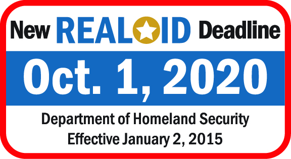 Deadline Real Id Free Press 2020 Virgin Islands